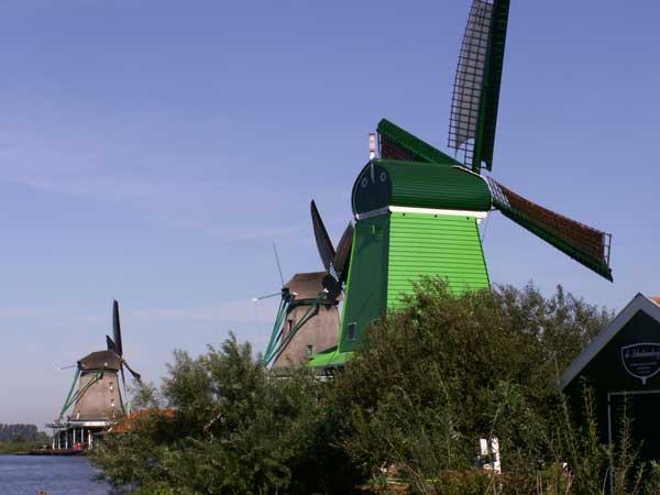 Holland - Windmühle